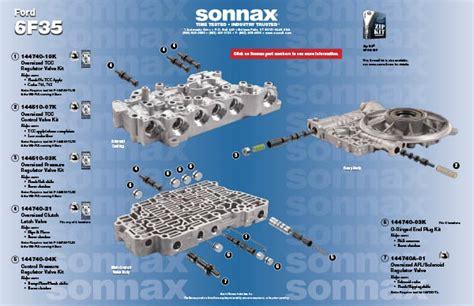 4t65e Apply Clutch Diagram by 6f35 Sonnax