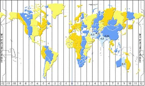 usos horarios mundo horarios mundo