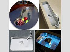 Bar Sinks and Prep Sinks Kitchen Entertainment Trend