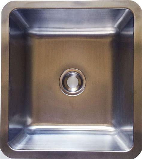 Pedicure Sink : Pedicure Sink Stainless Steel 1517R JetLess