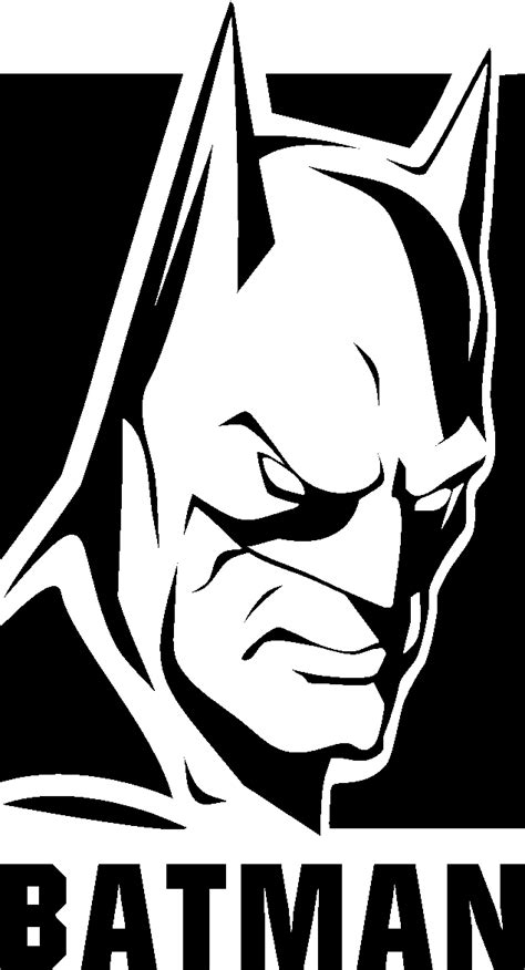 batman clipart black and white batman cliparts