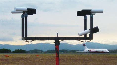 runway visual range system all weather inc