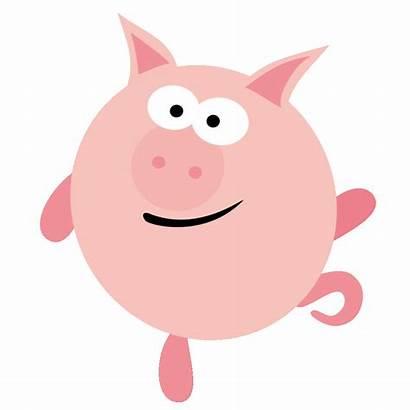 Giphy Sticker Pig Feliz Suino Tweet