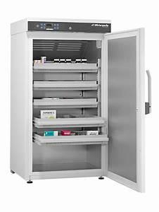 Pharmaceutical refrigerator med 288 kirsch for Kuehlschraenke