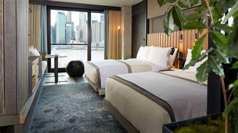 brooklyn bridge parks debated  hotel