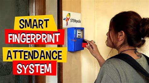 biometric based smart fingerprint attendance system
