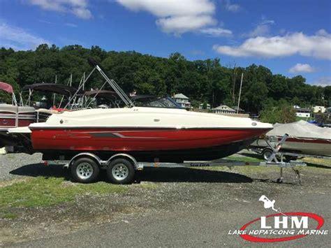 Boats For Sale Jefferson Nj by Bayliner 215 Deck Boats For Sale In Jefferson New Jersey