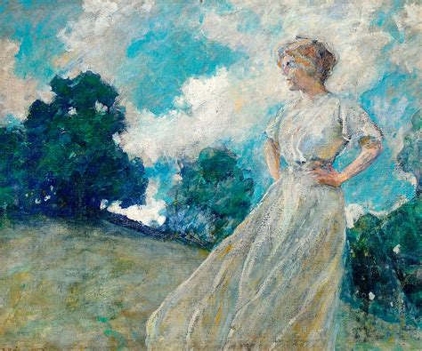 American Impressionism The Lure Of The Artists' Colony