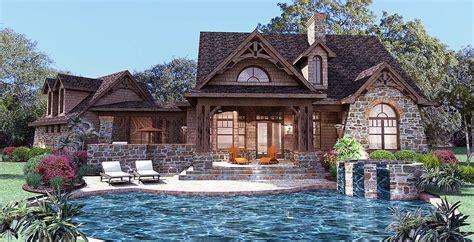 peek  stone cottage plans ideas  pictures house plans