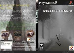 Silent Hill 2 PlayStation 2 Box Art Cover by Bioprototyrant