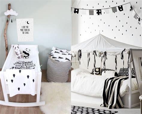 stickers deco chambre bebe osez les couleurs foncées dans la chambre de bébé