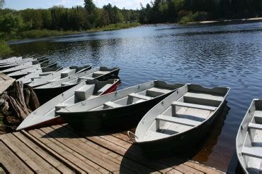 Row Your Boat Rentals by Three Family Friendly Tahquamenon Falls Area Adventures