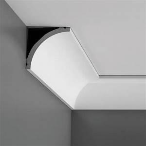 Corniche Plafond Platre : corniche d corative quart de cercle pour plafond orac ~ Edinachiropracticcenter.com Idées de Décoration