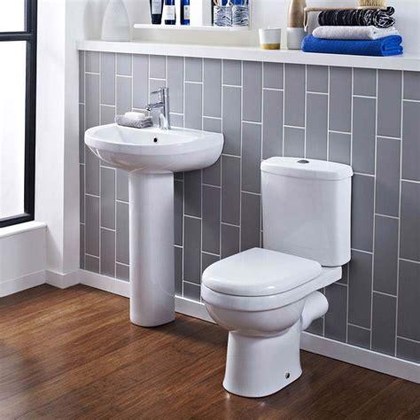 Sofia 4 Piece Modern Bathroom Suite  Victorian Plumbingco