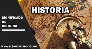 Significado De Historia