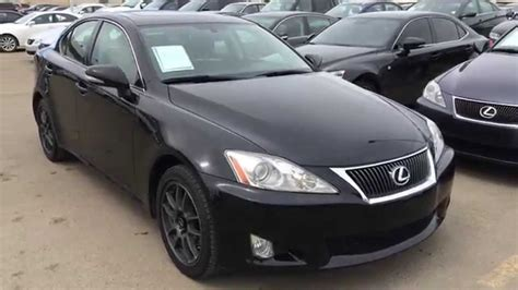 2009 Lexus Is 250 Hp by 2009 Lexus Is 250 Photos Informations Articles