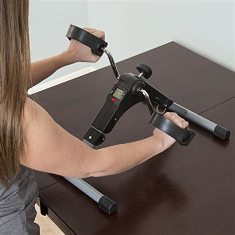 stationary bike pedals for under desk portable folding fitness pedal stationary under desk