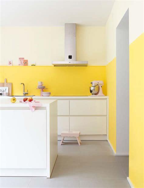Wandfarbe Zum Abwischen by K 252 Che Streichen Mit Farbe Die Du Sogar Abwischen Kannst