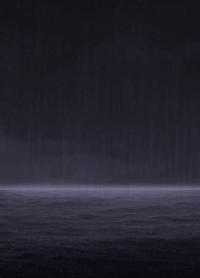 Gifs Rain Dark Ocean Danger Dangerous Rainy