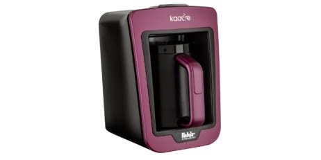 Coffee delivery is important to us. Fakir Kaave Automatic Electric Turkish Coffee Maker Violet ...