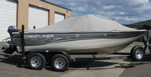 Crest Pontoon Boat Snap On Covers by Crestliner Boat Covers Crestliner Boat Tops