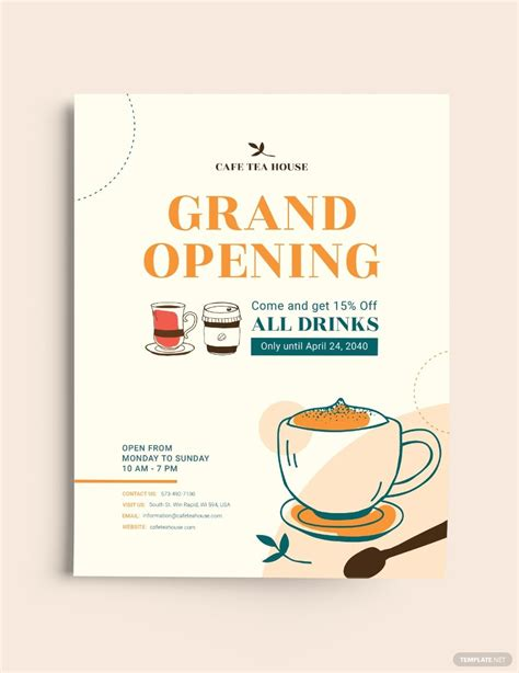 If you create menu for coffee shop, dinner or drinks, crello helps to. Coffee Menu and Coffee Flyer Template - Word (DOC) | PSD | InDesign | Apple (MAC) Pages ...