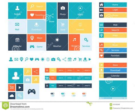 Eq2 Decorators Layout Editor by Elementos Planos Dise 241 O Web Botones Iconos