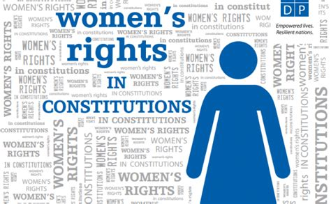 womens rights  constitutions global good practices