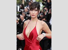 Bella Hadid exposed her groin at the Cannes Film Festival