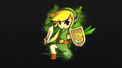 Waker Wind Link Toon Zelda Legend