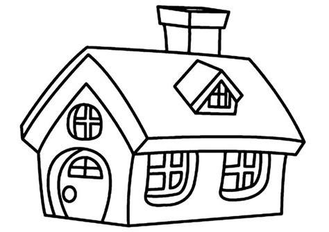 coloriage maison a imprimer 14 coloriage de maison swyze