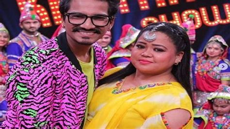After Bharti Singh, NCB also nabs her husband Harsh in ...