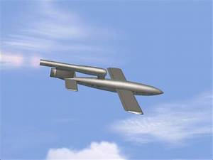 Fiesler V1 Flying Bomb For Fs2004