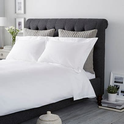 Mayfair Bed Linen Collection  Bedroom Sale  The White
