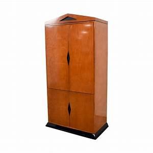 74 OFF Art Deco Armoire Storage