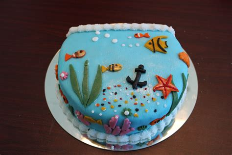 fish bowl cake     cupcakes  cakes