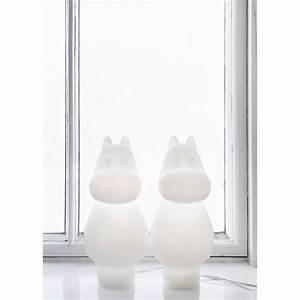Lampe à Poser Originale : lampe d 39 ambiance originale moomin par harri koskinen ~ Dailycaller-alerts.com Idées de Décoration