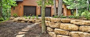 Retaining, Walls, Help, Property, With, Flooding, Problems
