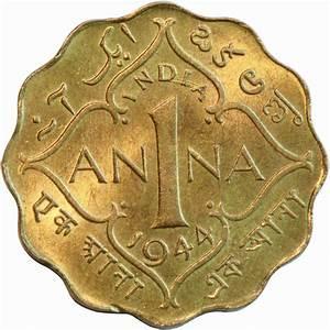 Carte Nickel Relief : 1 anna george vi laiton de nickel inde britannique numista ~ Medecine-chirurgie-esthetiques.com Avis de Voitures
