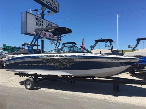 Nautique Boats For Sale Orlando by 2011 Nautique Air Nautique 230 For Sale In Orlando