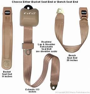 Retractable Seat Belts