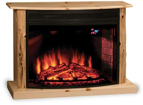 Best Images About Amish Fireless Fireplace On Pinterest