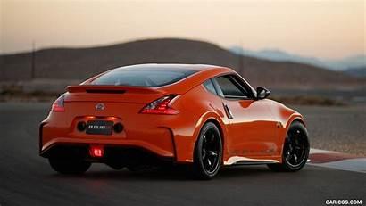 370z Nissan Clubsport Project Rear Three Quarter