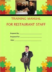Free Training Manual Template