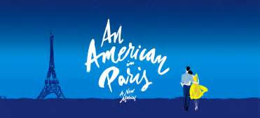 Image result for images musical american in paris