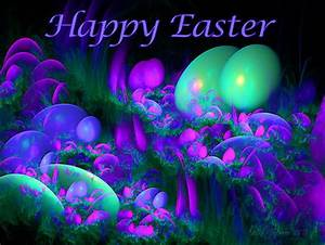 HAPPY EASTER Nexus friends 3D and CG & Abstract