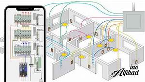 Electrical Circuit Diagram House Wiring For Pc    Windows 7