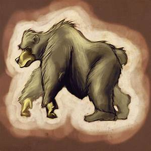 Gorilla Bear by Dsurion on DeviantArt