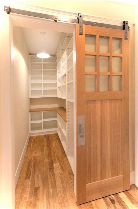 pantry door lock amazing door treatment for walk in pantry kitchen ideas