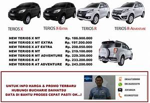 Paket Kredit Terios Spirit 2015